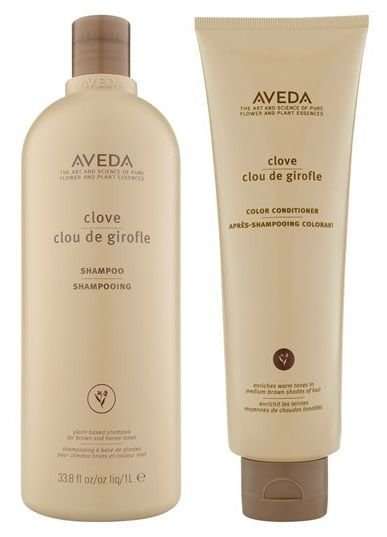 The Best Aveda Clove Shampoo And Color Conditioner Designed To Pictures