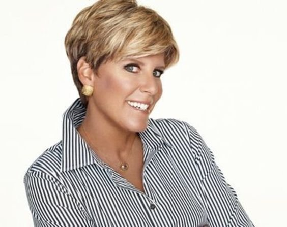 The Best Suze Orman Haircut Pictures Suze Orman Cute Short Hair Pictures