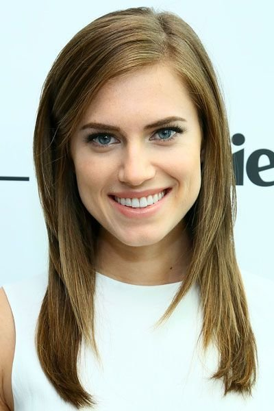 The Best Allison Williams Oval Faces And Her Hair On Pinterest Pictures