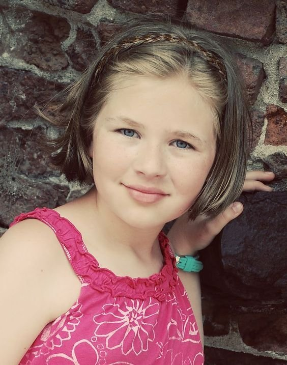 The Best Hair Styles For 9 Year Old Girls Haircut Ideas Pictures