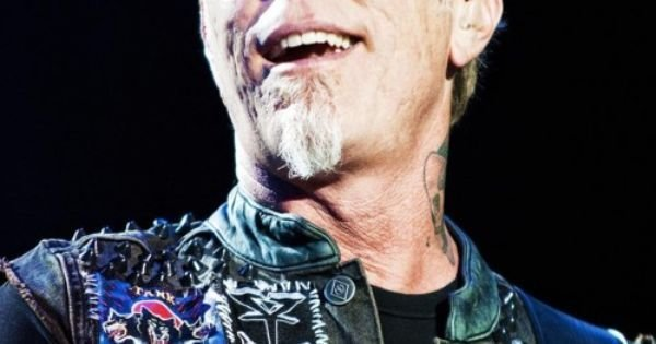 The Best James Hetfield Hairstyle » Hairstyles Celebrity Hair Pictures