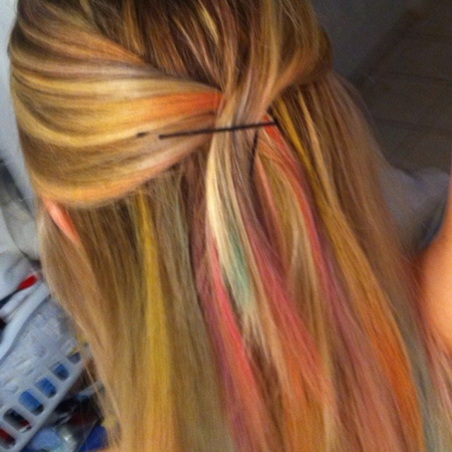 The Best 17 Best Images About Hair Chalking Ideas On Pinterest Pictures