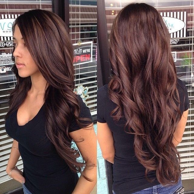 The Best Level 4 Hair Color Natural Brown Kind Of Want This To Be Pictures