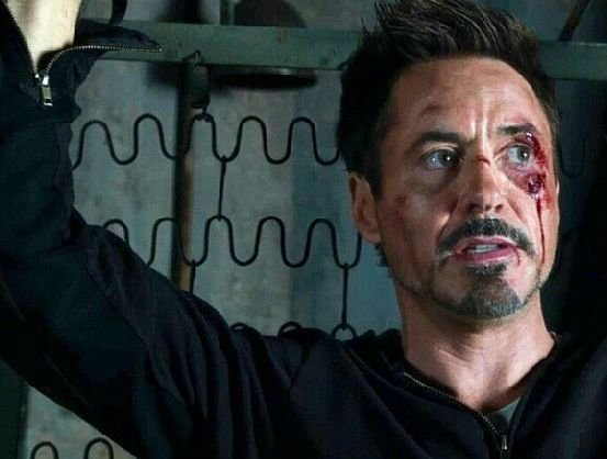 The Best Tony Stark Iron Man 3 F*C**L Hair Pinterest Iron Pictures