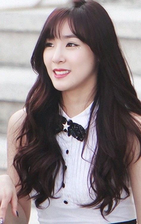 The Best 118 Best Images About Tiffany Snsd On Pinterest Tiffany Jewelry American Singers And Vogue Pictures