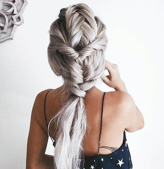 The Best 10 Images About Modish Hairstyles On Pinterest Ponytail Pictures