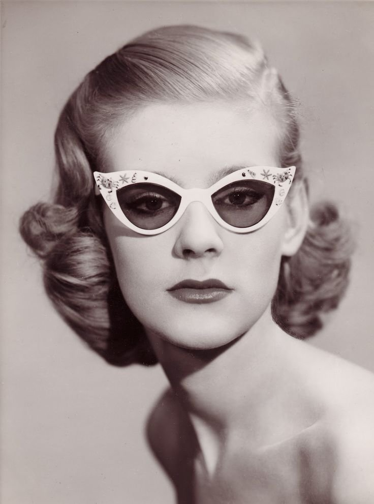 The Best 17 Best Images About 40S 50S Hairstyles On Pinterest Pictures