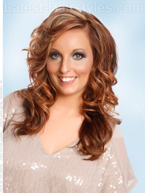 The Best Lovely Long Hairstyle Trends For Winter 2013 Kars Pictures