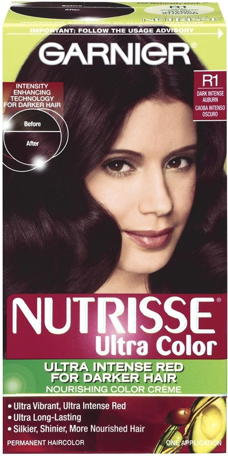 The Best Pin Garnier Nutrisse Hair Color Black Cherry Deep Burgundy Pictures