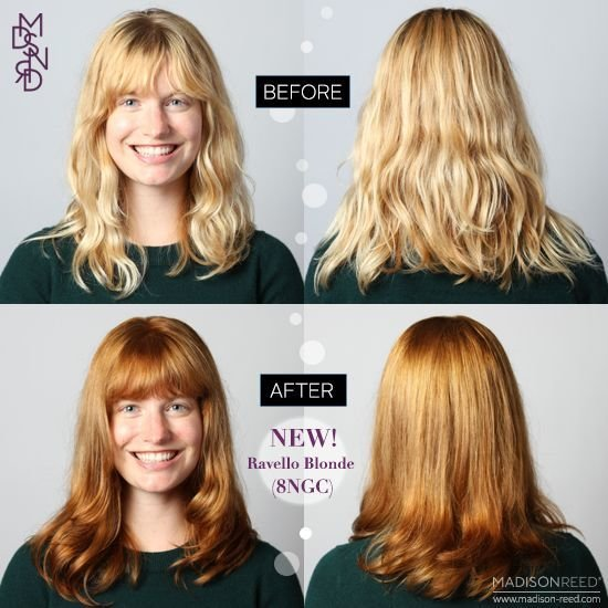 The Best Hair Color Quiz Natural Blondes Copper And Colors Pictures