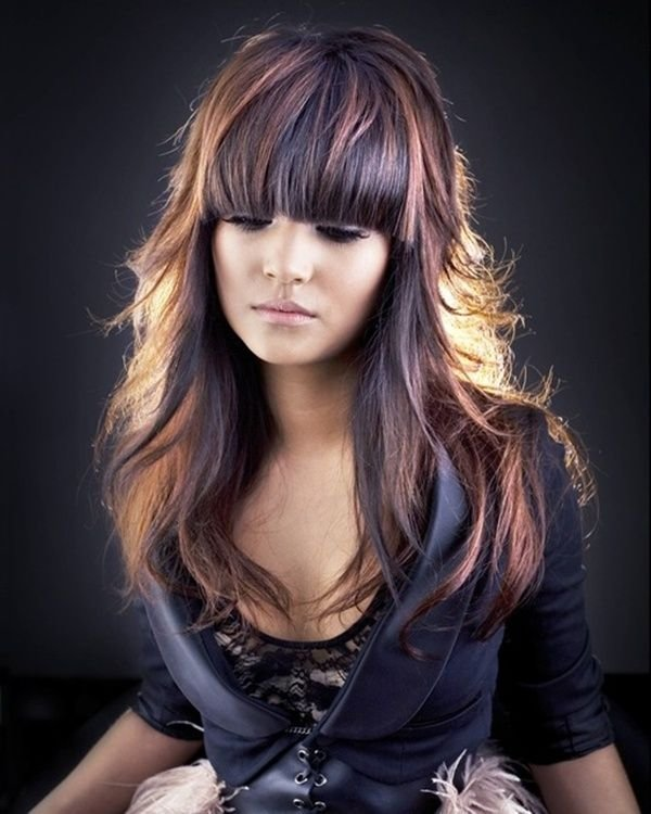 The Best New Hair Colors For 2014 20 Cool Hair Color Ideas To Try Pictures