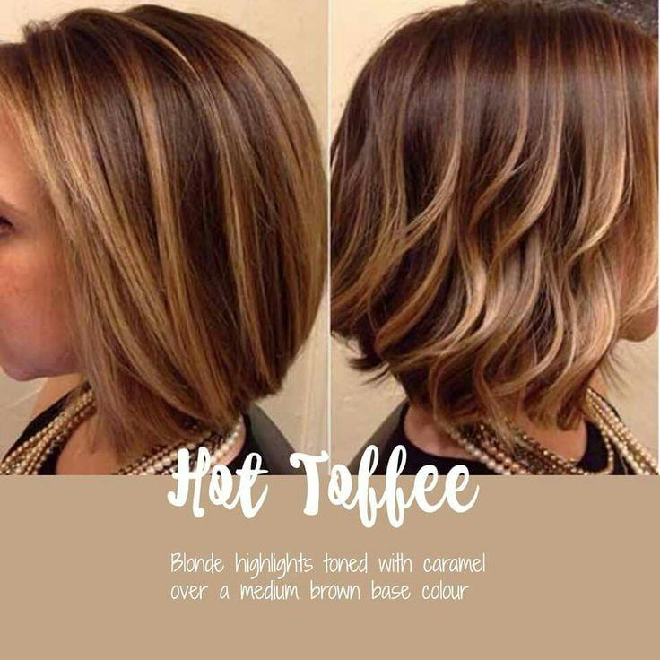 The Best Medium Brown Base With Blonde Highlights Toned With Pictures