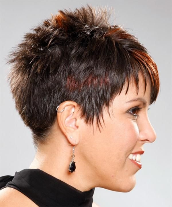 The Best Very Short Hairstyles Back View Haircut Pinterest Very Short Hair For Women And Short Pictures