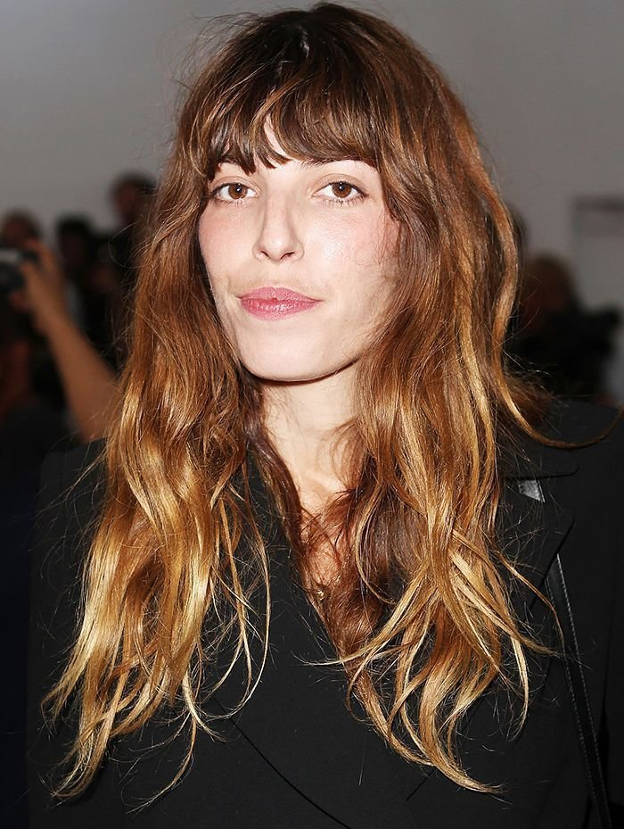 The Best The Go To Hairstyle All French Women Love Lou Doillon Pictures