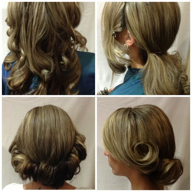 The Best Best 525 Gorgeous Wedding Updos Images On Pinterest Hair Pictures
