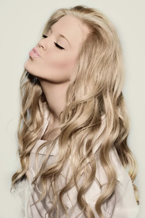 The Best Loose Curls For Long Hair Prom Hairstyle Fashion Pinterest Prom Style And Girls Pictures