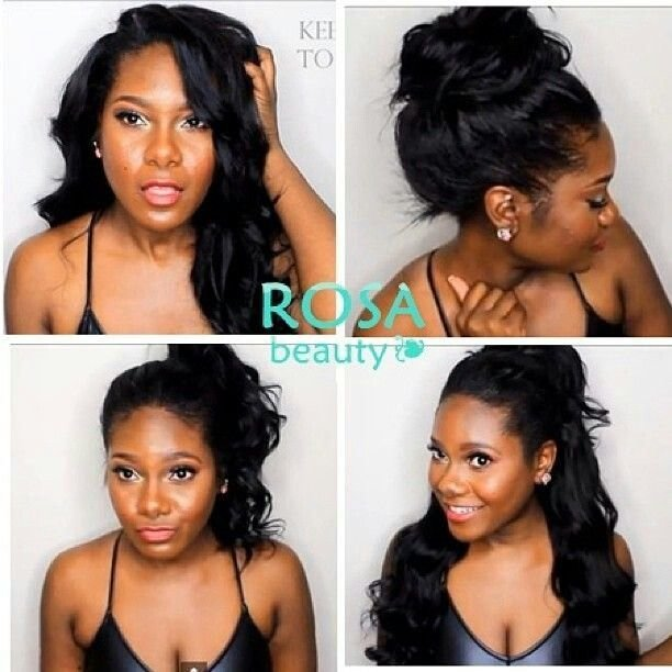 The Best V*X*N Sew Ins Give So Much Versatility You Can Wear It Up Down And With Any Parting V*X*N Pictures