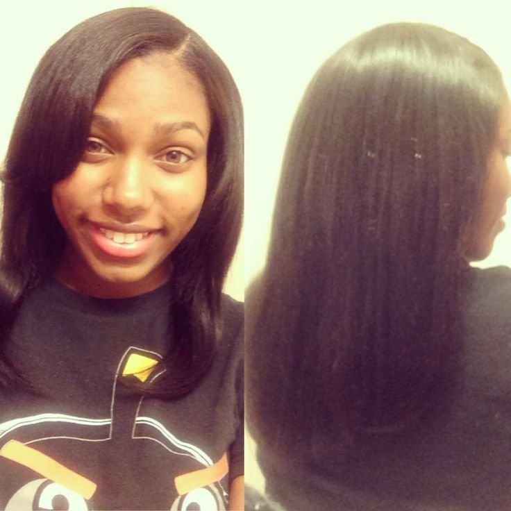 The Best Partial Sew In Hairstyles Pinterest What I Want Pictures