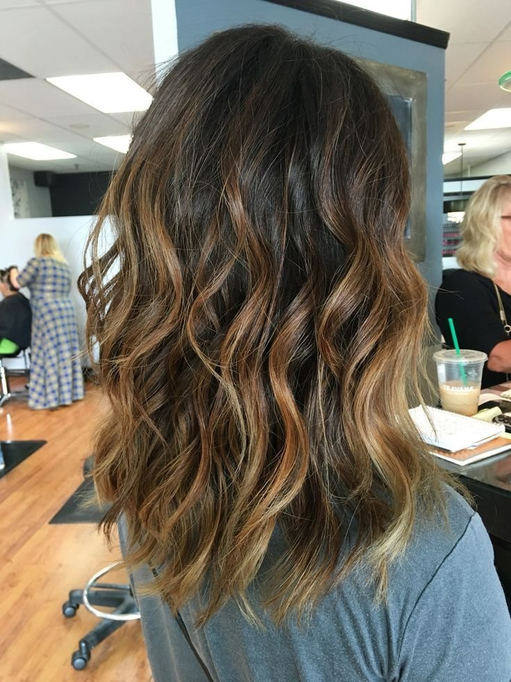 The Best 15 Best Ideas About Ombre For Dark Hair On Pinterest Pictures
