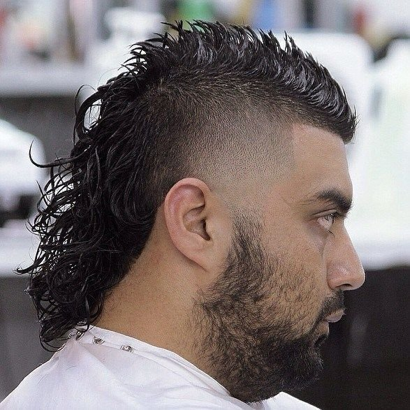 The Best 17 Best Ideas About Men S Mohawk On Pinterest Workers Pictures