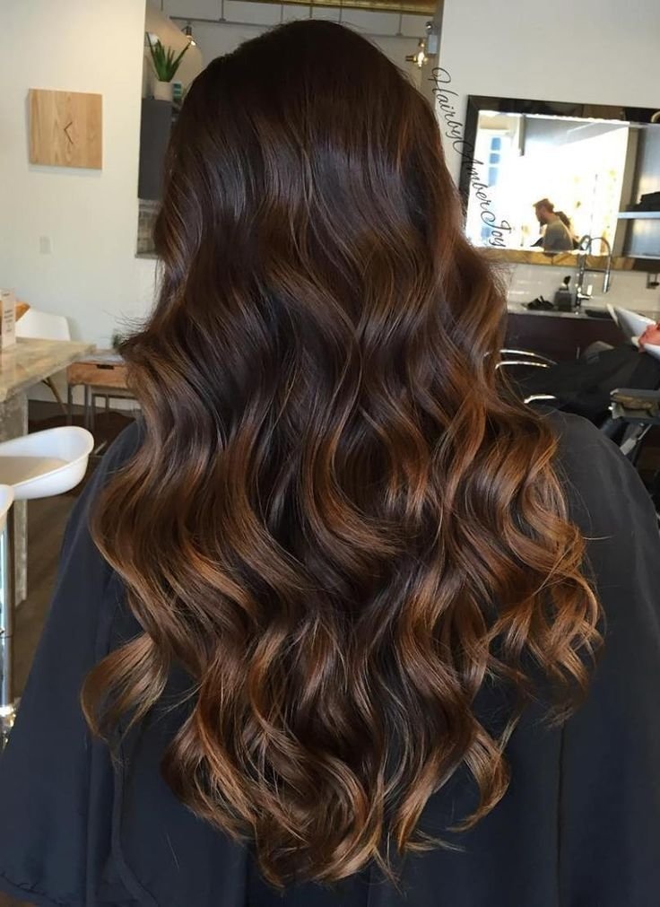 The Best 17 Best Ideas About Brown Hair Caramel Highlights On Pictures