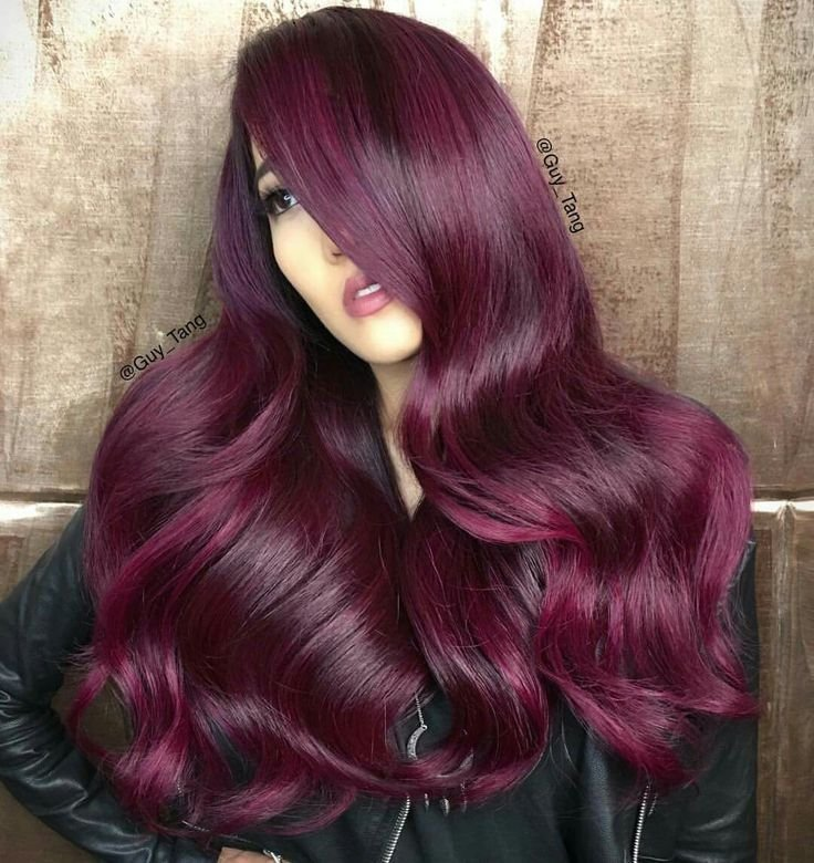 The Best Best 25 Raspberry Hair Color Ideas On Pinterest Pictures