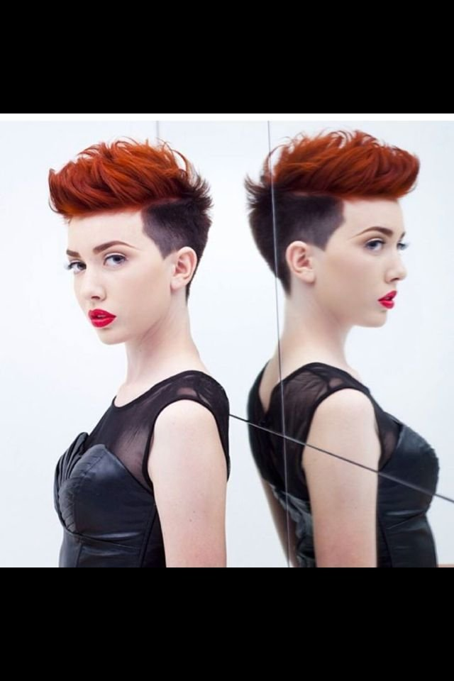 The Best Two Tone Short Hair Health Pinterest Two Tones Pictures