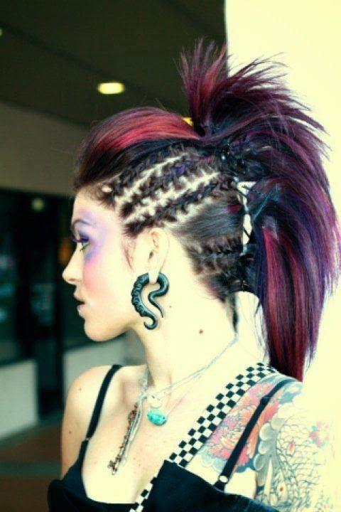 The Best 25 Best Ideas About Gothic Hairstyles On Pinterest Pictures