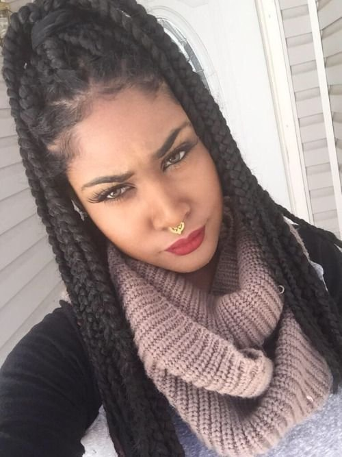 The Best 25 Best Ideas About Box Braid Styles On Pinterest Box Pictures