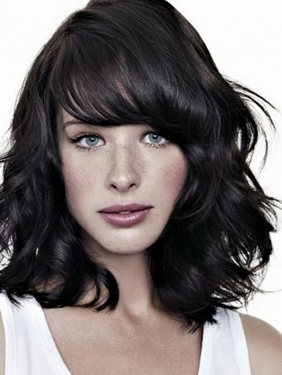 The Best Top 10 Layered Hairstyles For Shoulder Length Hair My Hair Hair With Bangs And Layered Hairstyles Pictures