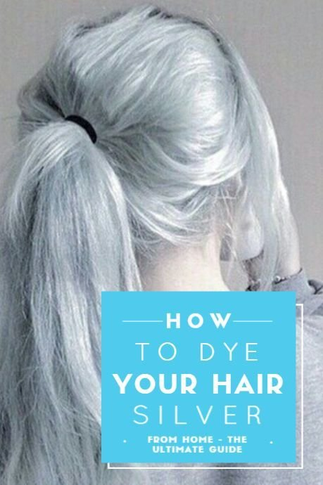 The Best Best 25 Dying Your Hair Grey Ideas On Pinterest Pictures