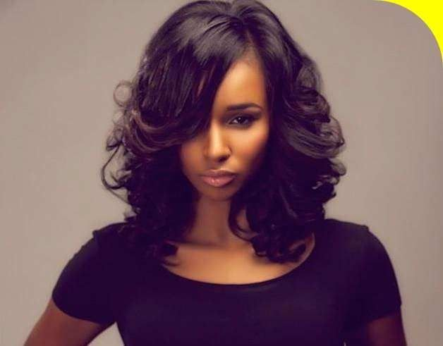 The Best Medium Length Black Hairstyles Hairstyle New Ideas Hairstyles I Want Pinterest Long Pictures