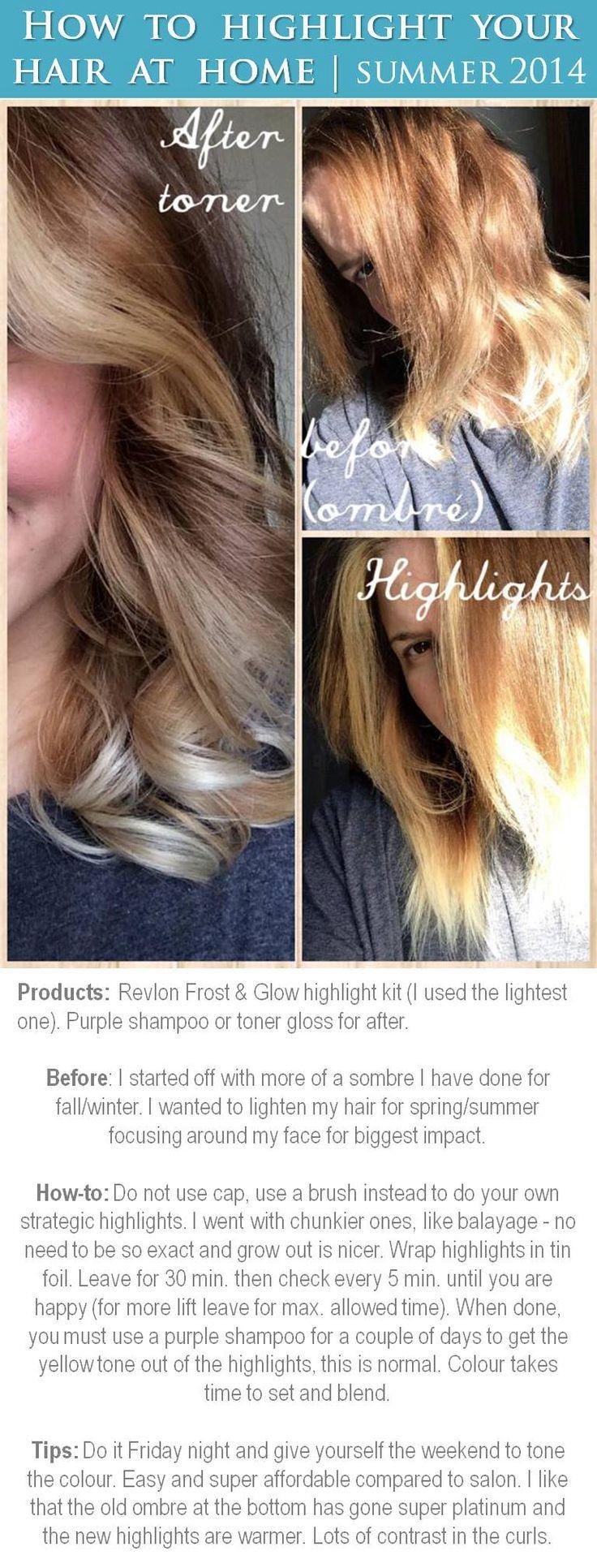 The Best Diy Blonde Sombre Sunkissed Bronde Balayage Ombre Pictures