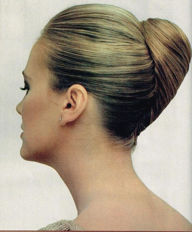 The Best 1000 Ideas About French Roll Hair On Pinterest Rolled Pictures