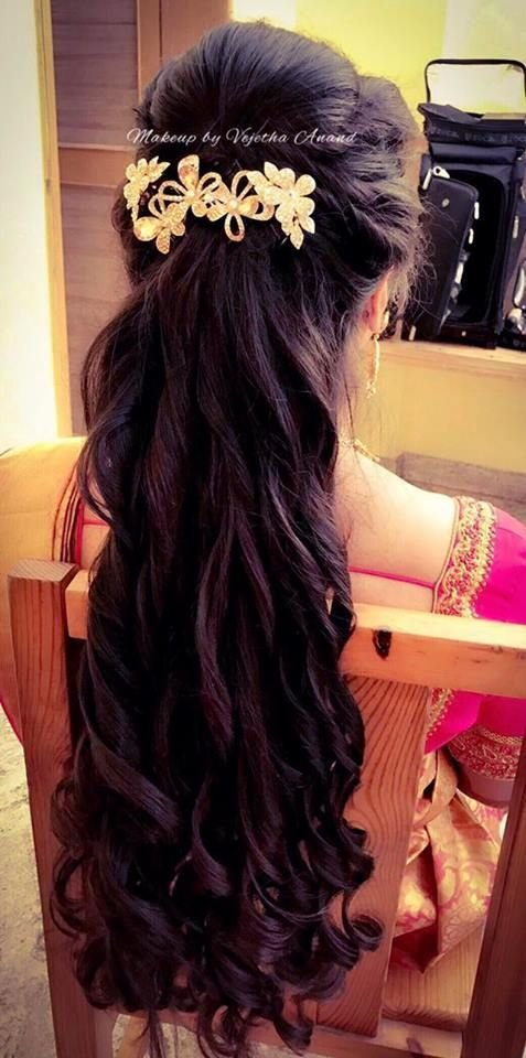The Best 25 Best Ideas About Indian Bridal Hairstyles On Pinterest Pictures