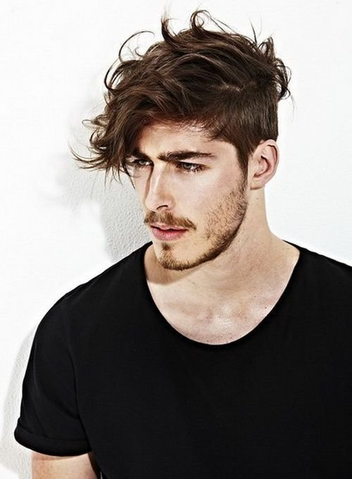 The Best Classy And Unique Medium Top Mens Hairstyles Undercut 2014 Pictures