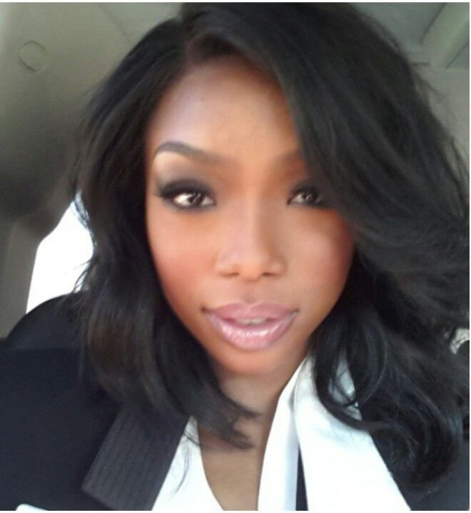 The Best Brandy Norwood Hair And Bobs On Pinterest Pictures