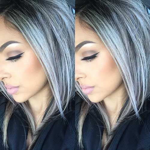 The Best Best 25 Gray Hair Transition Ideas On Pinterest Pictures