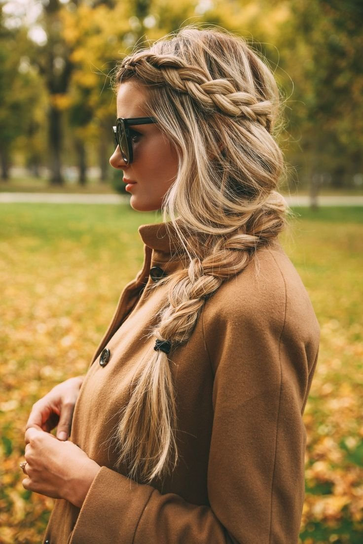 The Best Some Deeply Sensuous Hairstyles For Long Thick Hair Pictures