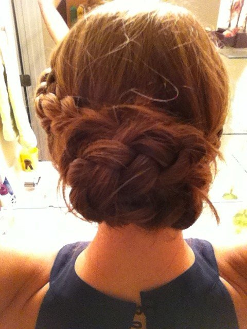 The Best Prom Hair Katniss Everdeen Hair Hairstyles Pinterest Pictures