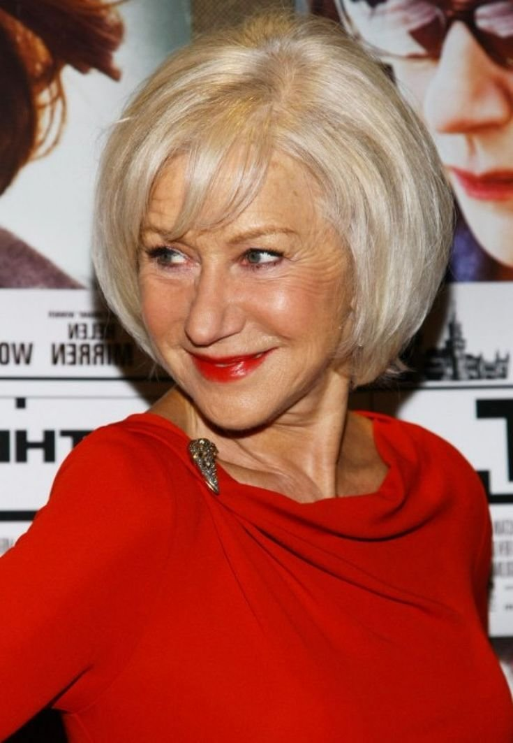 The Best 1000 Ideas About Hairstyles For Over 60 On Pinterest Pictures