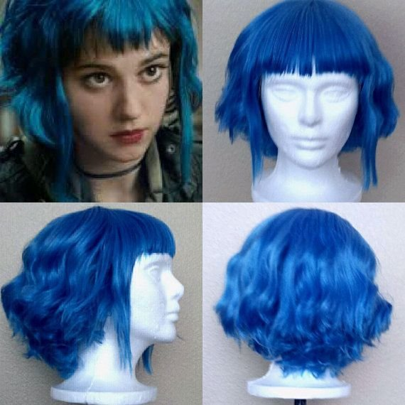 The Best Ramona Flowers Wig Wigs Pinterest L Wren Scott Wigs Pictures