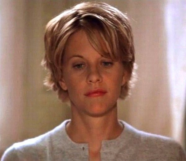 The Best Meg Ryan In You Ve Got Mail Short Hair Pinterest Meg Pictures
