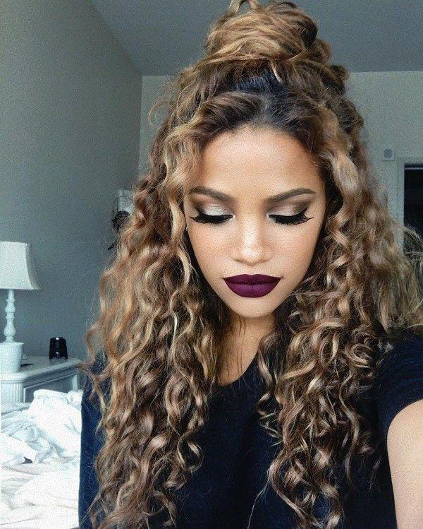 The Best 25 Best Ideas About Cute Curly Hairstyles On Pinterest Pictures