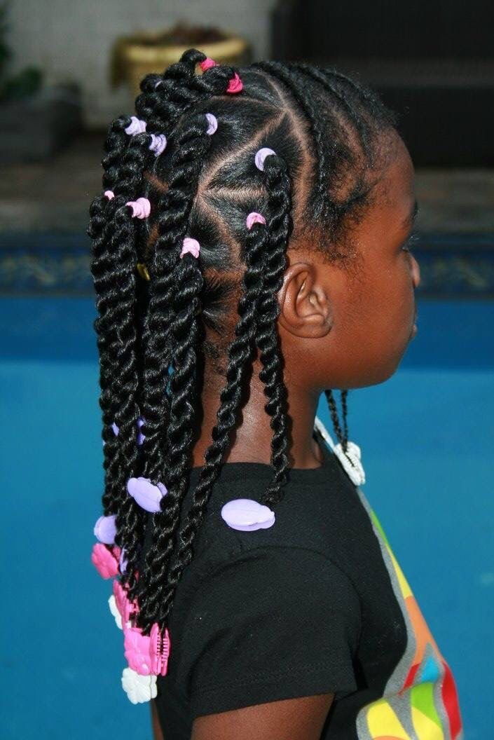 The Best 1000 Images About Little Black Girls Hair On Pinterest Pictures