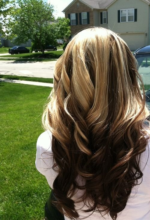 The Best Cappuccino Brown Hair Chalk Hair Chalking Pastels Pictures