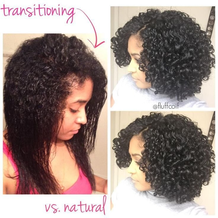 The Best Transitioning Wash And Go Versus A Fully Natural Wash And Go What A Difference Just Wanted To Pictures