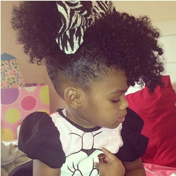 The Best 32 Best Little Black Girl Hairstyles Images On Pinterest Pictures