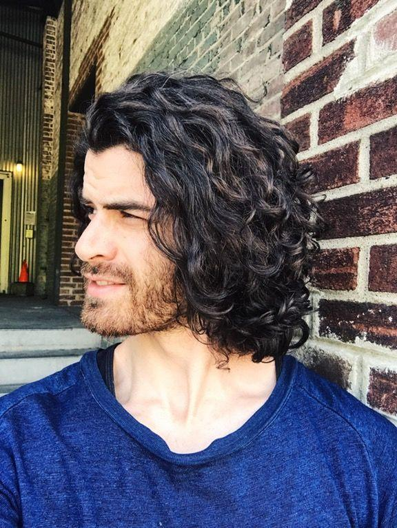The Best 25 Best Long Curly Hair Men Ideas On Pinterest Mens Hairstyles Long Curly Men With Curly Pictures