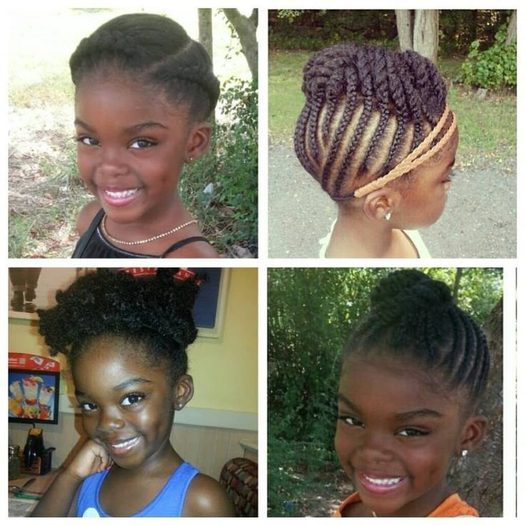 The Best Natural Hair For Kids Page With Many Creative Ideas Pictures